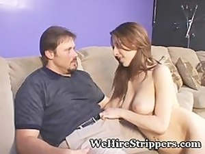 Hot Babe Boned By Older Guy